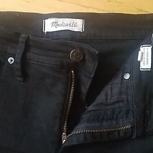 Madewell Black Jeans Size 28